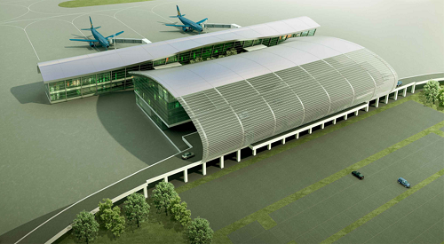 Cat Bi International Airport (Hai Phong City)